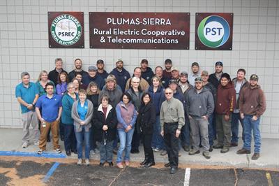 Plumas-Sierra Team