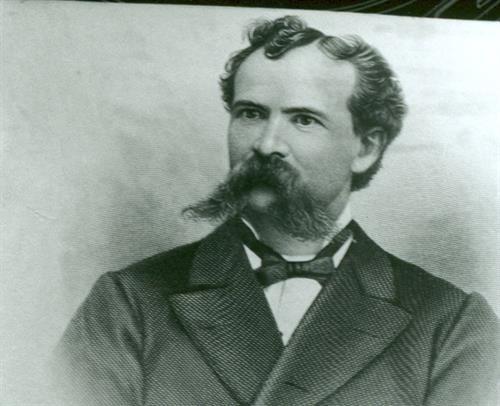 CF McGlashan: lawyer, editor of TRepub, author of History of the DP