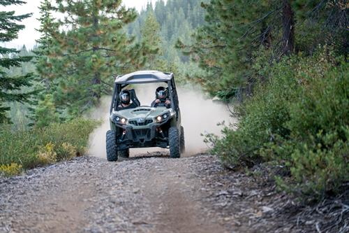 Groups of up to seven adventurers can hit the trail with Off Road Tahoe from private vehicles, stopping at points of interest along the way.