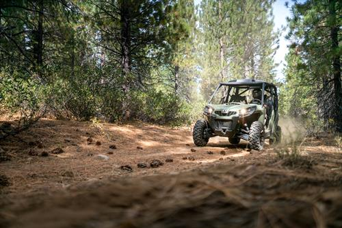 Booking with Off Road Tahoe lets you get away from the crowds and off the main road for a private UTV adventure for you and up to six of your friends or family.