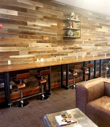 6 Bar Workspaces