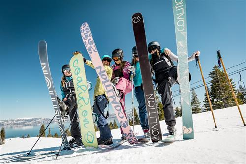 Coalition Snow Skis & Snowboards