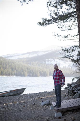 Chris Fajkos, Luxury Realtor in Truckee-Tahoe