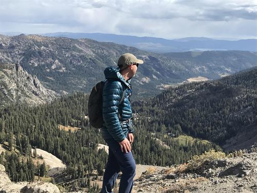 Pika Odysseys offers hikes to beautiful local highpoints.