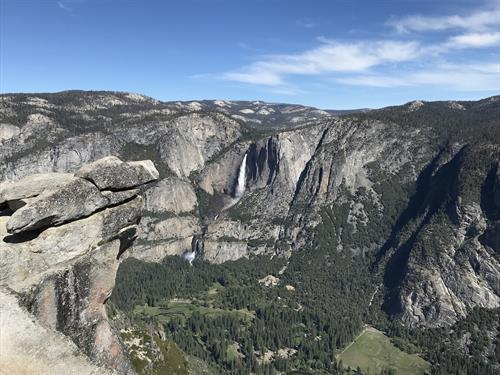 Did you know we travel to Yosemite National Park?