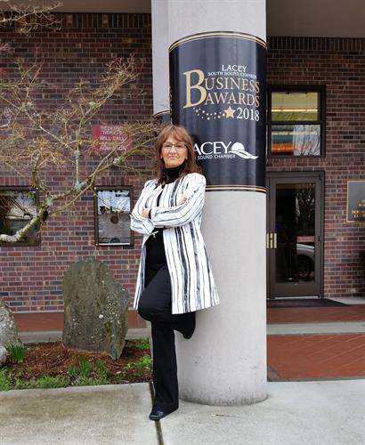 LSSC Business Awards Column Banners