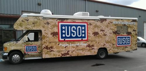 USO RV Wrap