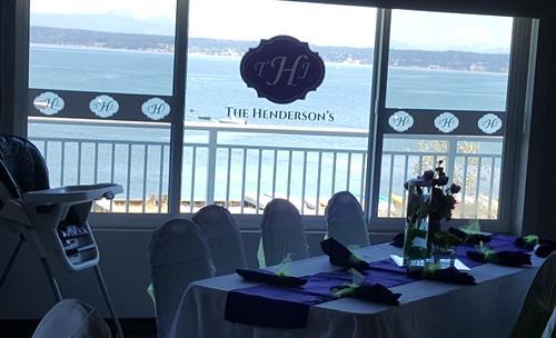 Wedding Window Graphics