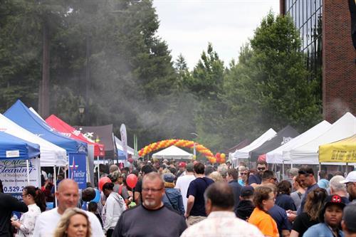 2018 South Sound BBQ Festival