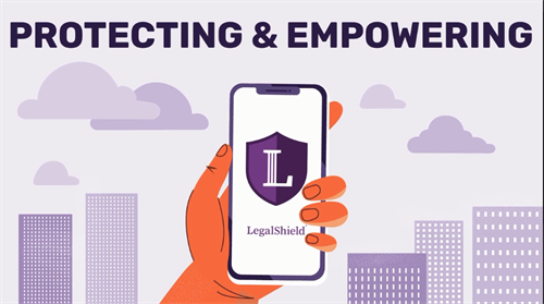 Our Legal Shield Plans help you Worry Less, Live More 24/7/365 with our Mobile APP.