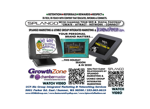 """Growthzone now can be integrated with the  MOST POWERFUL RELATIONSHIP MARKETING SYSTEM - Splango Media Marketing ""Create - Attract - Connect - Network - Relationship System"""