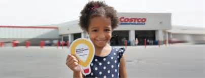 Costco supports Children's Miracle Network Annually