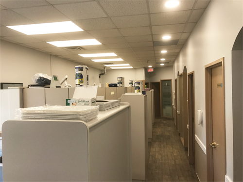 Office LED Lighting Upgrade