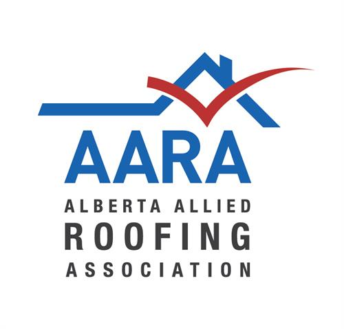 Alberta Allied Roofing Association long time members, we also sit on the board of directors.