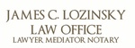 Lozinsky, James C. - Law Mediation & Arbitration Prof. Corp.