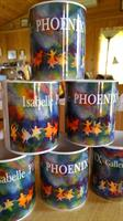 Isabelle Phoenix Gallery Mugs one of the perks for Sponsoring the Aug-Sept Show.