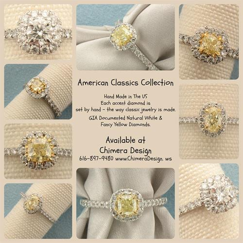 The American Classics Collection - only at Chimera Design