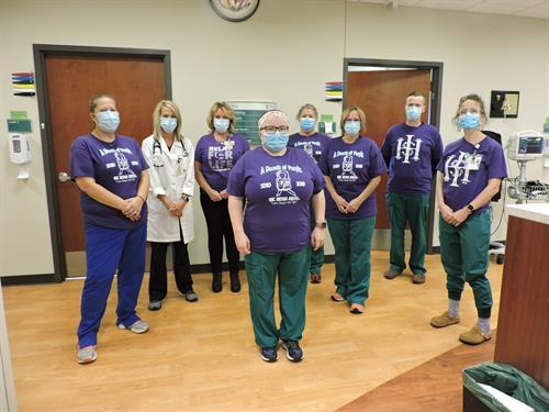 Oncology Department - Community Awareness Week