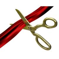 Ribbon Cutting--The Artisan