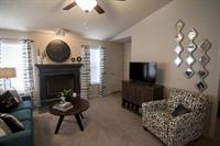 Living room of two bedroom