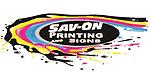 Sav-On Printing & Signs