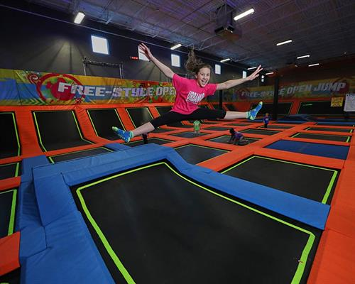 The Apex Trampolines