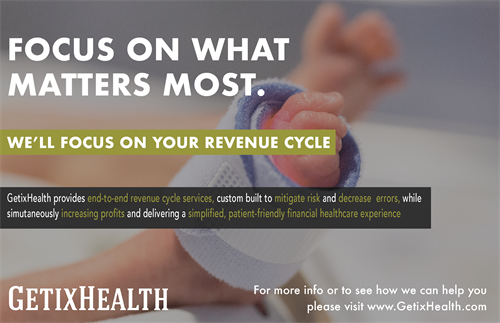 Helping medical facilities focus on what matters most, while we focus on their revenue cycle.
