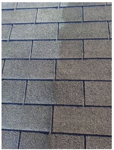 This powerful, scientifically formulated treatment is derived from soybean oil which quickly penetrates deep into the dry and brittle asphalt roofing shingles.