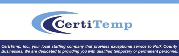 CertiTemp Inc.