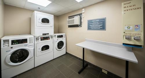 Guest Laundry SelfService