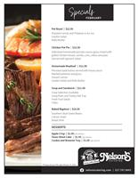 Nelson's Catering - Springfield