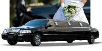 Lincoln Town Car limousine built by Tiffany Coachworks