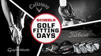 SCHEELS Titleist Golf Fitting Day