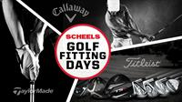 SCHEELS Taylormade Golf Fitting Day