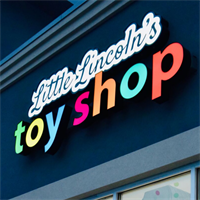 Little Lincoln's Toy Shop - Springfield
