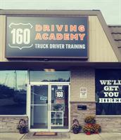 160 Driving Academy Open House/ Canned Food Drive