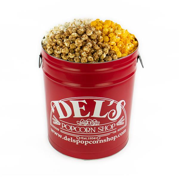 Popcorn samplers in every shape and size!