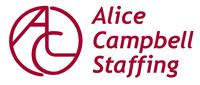 Alice Campbell Staffing, Inc.