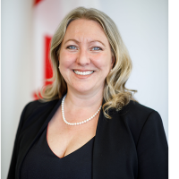 Coffee & Conversation with Mona Fortier, Associate Minister of Finance