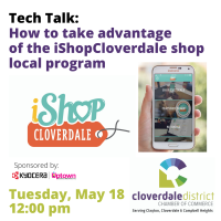 Tech Talk Tuesday: iShop Cloverdale