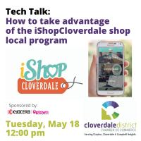Tech Talk Tuesday: iShop Cloverdale