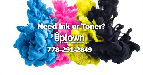 Need Ink or Toner?