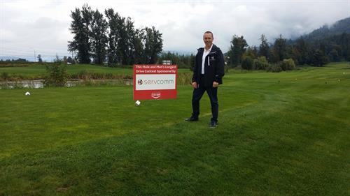 Servcomm sponsoring Otter Co-op Golf Tourney