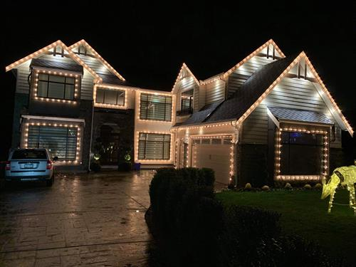 Christmas Light Installs