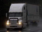 Our skilled drivers are trained to handle any weather.