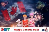 Canada Day at Cloverdale Millennium Amphitheatre Park