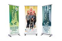 Banners for an ESL School