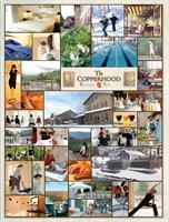 Copperhood Inn and Spa Cover presentation folder