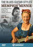 Homespun Tapes, Del Rey DVD cover