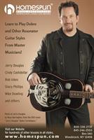 Homespun Tapes Acoustic Guitar Ad